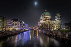 Berliner Dom (Sascha Gebhardt Photography) Tags: nikon nikkor d850 1424mm lightroom langzeitbelichtung berlin hauptstadt germany deutschland travel tour roadtrip reise reisen fototour fx photoshop cc