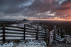 Mam Tor Icy Sunrise (See-Through-My-Lens) Tags: mamtor peakdistrict snow ice hills mountains canon lee manfrotto gate sunrise ngc backtor greatridge