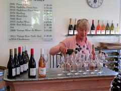 2017-111122 (bubbahop) Tags: 2017 newzealand central otago aurum organic wines cromwell vineyard winetasting