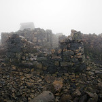 Ruined observatory at the top of Ben Nevis thumbnail