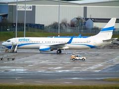 SP-ENL Boeing 737-8CX (c/n 32366) Birmingham (andrewt242) Tags: spenl boeing 7378cx cn 32366 birmingham