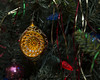 My Favorite Christmas Ornament (brentus69) Tags: christmas ornament decoration glass reflections gold pretty beautiful nikon d4 nikond4 edmonton alberta canada