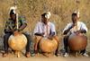 Three Musicians (Alan1954) Tags: africa three men musicians holiday 2017 cotedivoire ivorycoast kora