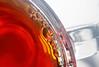 Tea, anyone? (Good News Snaps) Tags: rooibos redbush tea macro bubbles