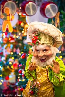 Elf Cook