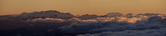 Panoramica con Resegone. Ultima alba del 2017 vista dal Mottarone, 31 dicembre 2017 (Zaffiro&Acciaio: Marco Ferrari) Tags: italia italy piemonte piedmont lombardia lombardy alba sunrise amanecer montagne mountain capodanno neve snow alpi alpes alps mattino morning luce light morninglight resegone merge stitch panoramica panorama dawn canon canon500d dicembre december inverno winter 150600 150600sigma 2017