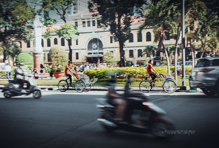 Moving - Saigon