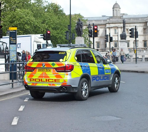 Metropolitan Police Service - Armed Response Vehicle - BX65DOA