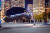 DSCF4946 (mybonniestudios) Tags: chicago bean cloudgate thebean millenniumpark illinois