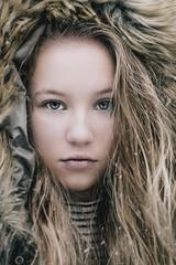 Winter beauty (mirri_inc) Tags: beauty winter snow closeup eyes mood beautiful girl scandinavia outdoor light natural cold
