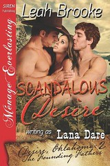 AudioEbook  Scandalous Desire [Desire, Oklahoma - The Founding Fathers 2] (Siren Publishing Menage (yahanabooks) Tags: audioebook scandalous desire