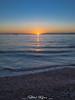 Sunrise at La Caroube  beach (Bilel Tayar) Tags: sunrise sun morning light beach sea seascape water sky early blue bluehour algeria annaba mediteranée mediteranean sable sand photography soleil lumiere matin leverdesoleil azzuro mare mar deniz mavi algerie bileltayar nikon nikond5200 tamron tamron18270