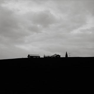 House on a Hill, Eastern Washington