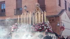 María Santísima de la Salud y Perpetuo Socorro (Cofradeus) Tags: turismo españa semanasanta soledad dolor dolores dolorosa alcaladehenares salud perpetuosocorro