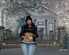 #519  Take A Chill (Luckii's Charms (luckiicharmed)) Tags: gossip addams yummy dazed lamb woh emarie winter slsims lotd newblog slblog slblogger 2ndlife secondlife virtualfashion outside snow razor