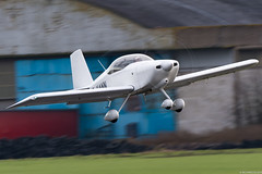 white (richardelliot) Tags: flight flying propblur pilot pilotlife kirkbrideairfield wings nikon nikond500 nikon200500 white