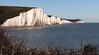 Seven sisters from the cliff 2 (suzannesullivan2) Tags: cliffs sea beach sevensisters white hills