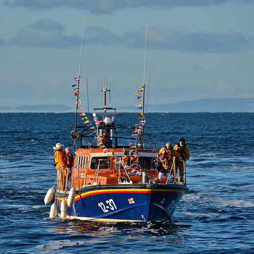 Girvan's Old Lifeboat