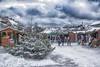 2 days whishing you all Merry Christmas... (Renato Pizzutti) Tags: germany freudenstag shwarzwald forestanera mercatinodinatale neve casette people abete nikond750 renatopizzutti
