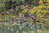 Tenryu-ji (Daniel Schwabe) Tags: fall autumn foliage reflection temple rocks pond trees tenyuji kyoto japan travel tourism zenbuddhism garden