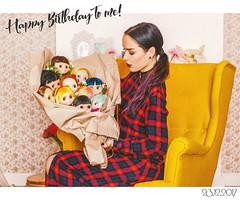 happy Birthday to me!♥