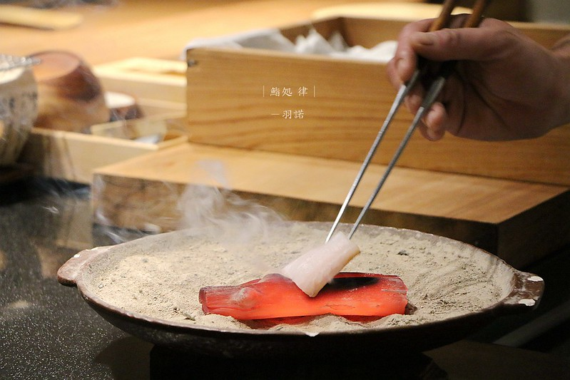 大安區日本無菜單料理 鮨処律(律鰭處)116