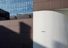 (gywej) Tags: light shadows windows geometry building gaeaulenti milan leica 50summicron sony alpha7ii