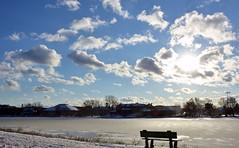 Christmas 2017 - 7859 (bix02138) Tags: christmas2017 christmas 2017 december25 landscapes winter snow ice charlesriver cambridgema ©2017lewisbrianday
