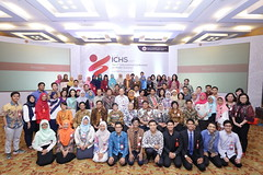 Photo session (International Conference on Health Sciences) Tags: international health sciences ichs 2017 yogyakarta indonesia eastparc universitas gadjah mada bpp ugm badan penerbit publikasi medicine medical research researcher speaker emerging reemerging infectious disease tropical neglected sexually transmitted drug resistance technology clinical presentation conference annual ichs2017