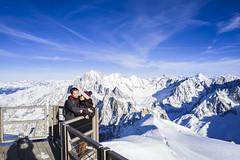 Aiguille du Midi - Alt 3842m (NguyeenxThuyr) Tags: chamonix chamonixmontblanc travel aiguilledumidi