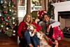 Christmas 2017 w: Sue, Sitka, Juneau,& Len 01 (JUNEAU BISCUITS) Tags: family familyportrait ohana siberianhusky dog husky pet christmastree christmas2017 nikond810 nikon