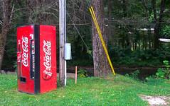 Helen, GA (Lot) (IamBen.) Tags: usa helen helengeorgia georgia coke cocacola