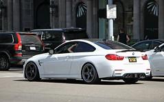 BMW M4 (F82) (SPV Automotive) Tags: bmw m4 f82 coupe exotic sports car white
