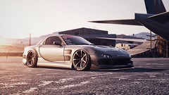 Drift Monster - Mazda RX7 (Patrick McGehee) Tags: driftcar automotive cars xbox gaming needforspeed speedhunters rx7 mazda
