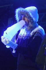 Ice Music (2017) 07 - Terje Isungset (KM's Live Music shots) Tags: jazz norway icemusic terjeisungset icehorn iceinstrument fridaytonic nordicmatters winterfestival southbankcentre