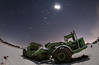 Heavy Metal (Radical Retinoscopy) Tags: terex scraper heavyequipment night moon supermoon startrail starstax construction astronomy astrophotography canont6s nightsky lowlight fisheye snow winter pennsylvania orion taurus