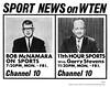 1964 mcnamana stevens sports wten (albany group archive) Tags: albany ny history 1964 bob mcnamana garry stevens sports wten channel 10 tv 1960s old historical vintage picture photo photograph