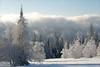 Клочья тумана (Kirill & K) Tags: cloud fog hoarfrost winter sunny southernural yalangas mountain frost december nature landscape южныйурал гора ялангас зима декабрь изморозь природа пейзаж иней