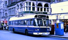 Slide 111-87 (Steve Guess) Tags: west midlands wmpte england gb uk bus leyland national mk2 doc19v 1019