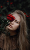 Draw me a rose (David Olkarny Photography) Tags: davidolk davidolkarny olkarny david bruxelles brussels portrait shooting photo