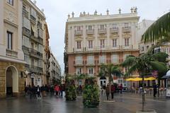 Cadix (hans pohl) Tags: espagne andalousie cadix places squares villes cities maisons houses buildings bâtiments architecture