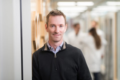 Tim Dargaville (QUT Science and Engineering Faculty) Tags: sef tim dargaville associate professor future fellow qut school chemistry physics mechanical engineering cpme staff portrait academic profile nanotechnology molecular futurefellow