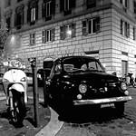 Fiat 500 e Piaggio, Roma thumbnail