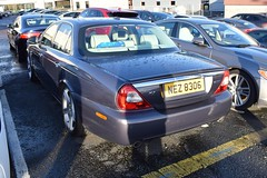 2007 Jaguar Xj Sovereign V8 4.2 (>Tiarnán 21<) Tags: biggest engine you can get this model xj jag jaguar