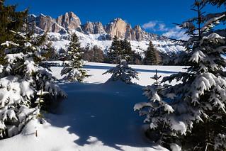 Rosengarten Dolomites