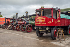 Bishops Castle Michaelmas Fair (Ben Matthews1992) Tags: 2017 bishops castle michaelmas fair shropshire salop uk england britain british old vintage historic preserved preservation vehicle transport haulage steam traction engine locomotive sentinel standard wagon waggon lorry truck commercial ny344 aquarius dropside woolley bucknell foster agricultural general purpose winnie ma5730 6nhp marshall tm4430 7nhp aveling porter tractor roller ophelia fx7043 3nhp oberon sm6448 5ton 4nhp