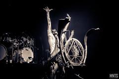 Behemoth - live in Warszawa 2017 fot. Łukasz MNTS Miętka-9
