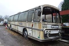 PCG888G (PD3.) Tags: pcg888g pcg 888g aec plaxton coliseum west end southampton england uk bus buses psv pcv flexford north baddersley chandlers ford hampshire hants classic preserved reliance coach