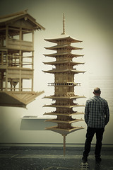 Abitazioni asiatiche futuristiche (Enrico Piolo) Tags: biennale di venezia abitazioni futuro spazio mostra