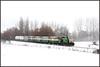 Tren herbicida a Bilbao por Anda (ordunte) Tags: serie310 gm310 herbicida herbicide adif sintra líneabilbaomiranda nieve snow kuartango anda alava paísvasco euskadi euskalherria